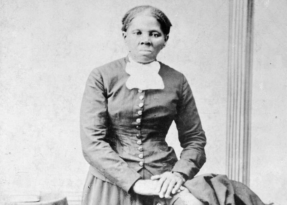 This image provided by the Library of Congress shows Harriet Tubman, between 1860 and 1875. A Treasury official said Wednesday, April 20, 2016, that Secretary Jacob Lew has decided to put Tubman on the $20 bill, making her the first woman on U.S. paper currency in 100 years. (H.B. Lindsley/Library of Congress via AP) MANDATORY CREDIT ORG XMIT: NYBZ311 Photo: H.B. Lindsley / Library of Congress
