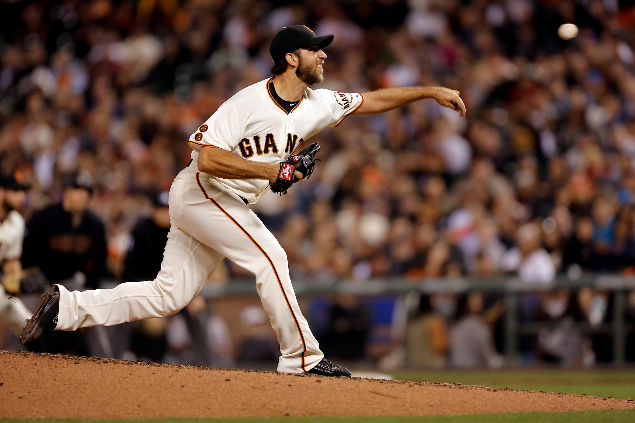 Giants pregame: It\'s Madison Bumgarner Night at AT&T - SFGate