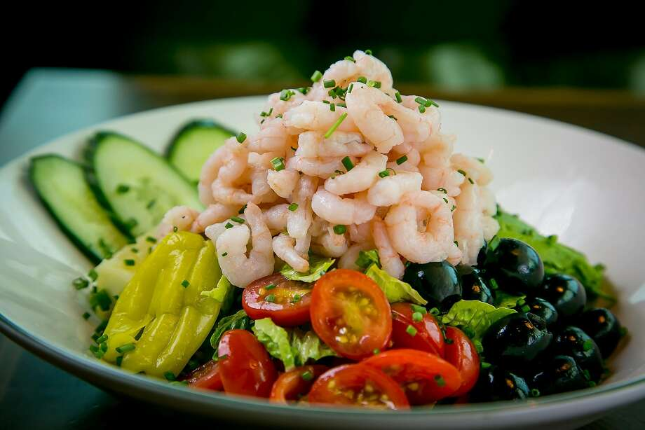The Bay Shrimp Louie at Original Joe's Westlake in Daly City. Photo: John Storey, Special To The Chronicle
