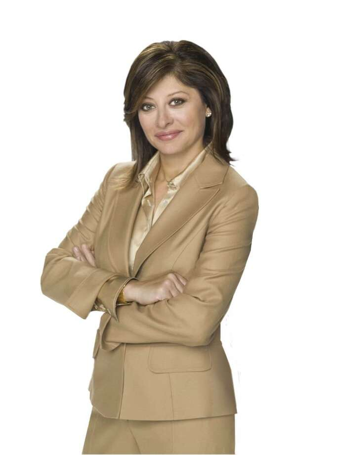 Maria Bartiromo, financial journalist and co-author of The 10 Laws of Enduring Success, will speak defining and achieving success at the New Canaan Library on 5 p.m. on Saturday, April 17. Photo: Brittany Lyte / New Canaan News