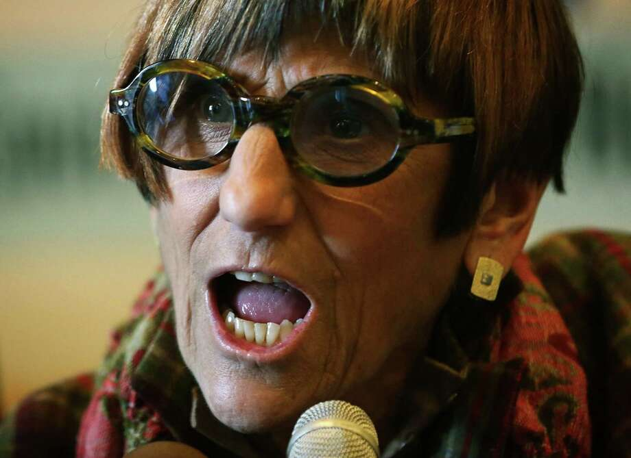 U.S. Rep. Rosa DeLauro (D-3). File photo. Photo: Alex Wong / Getty Images / 2016 Getty Images