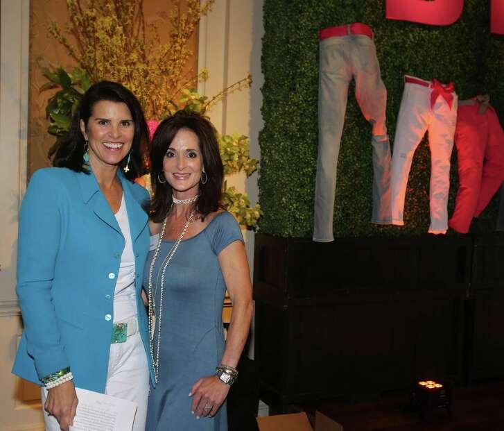 Lisa Malosky, left, and Niki Smith