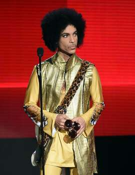 FILE - 21 APRIL 2016: Musician Prince has reportedly Died at 57 on April 21, 2016. LOS ANGELES, CA - NOVEMBER 22:  Musician Prince speaks onstage during the 2015 American Music Awards at Microsoft Theater on November 22, 2015 in Los Angeles, California.  (Photo by Kevin Winter/Getty Images)
