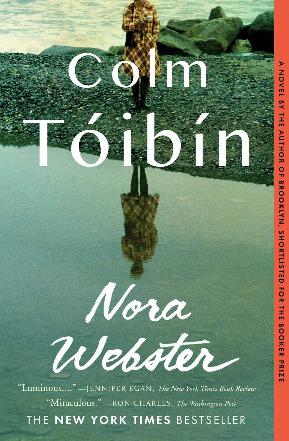 Cover of Colm Toibin's novel,