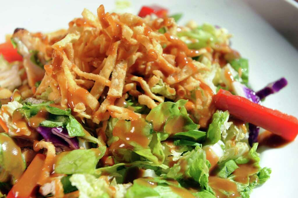thai salad on thursday april 14 2016 at the brick house tavern and - Brick House 2016