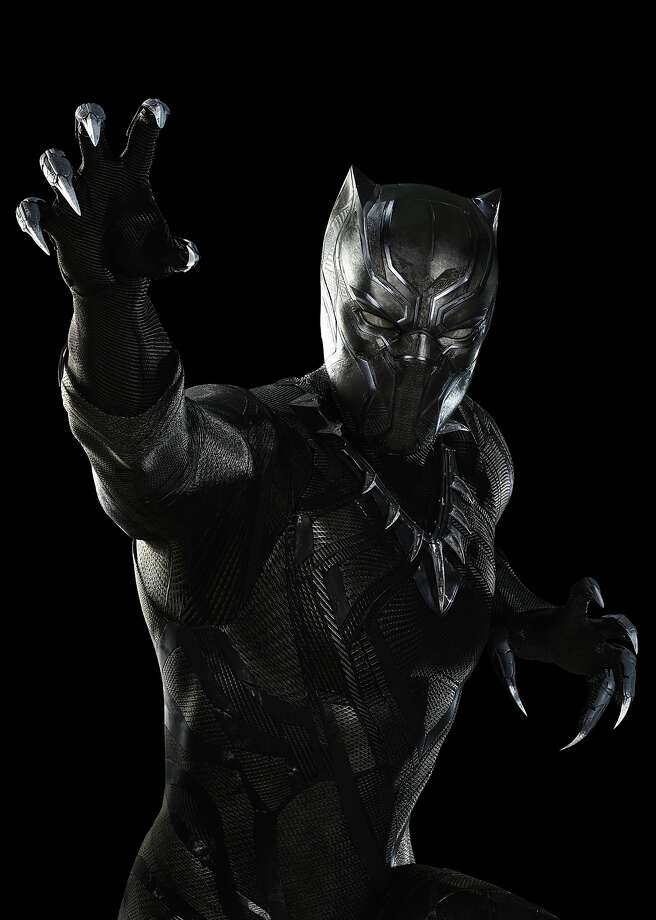 """Chadwick Boseman plays Black Panther T'Challa in Marvel's """"Captain America: Civil War."""" Photo: Marvel"""