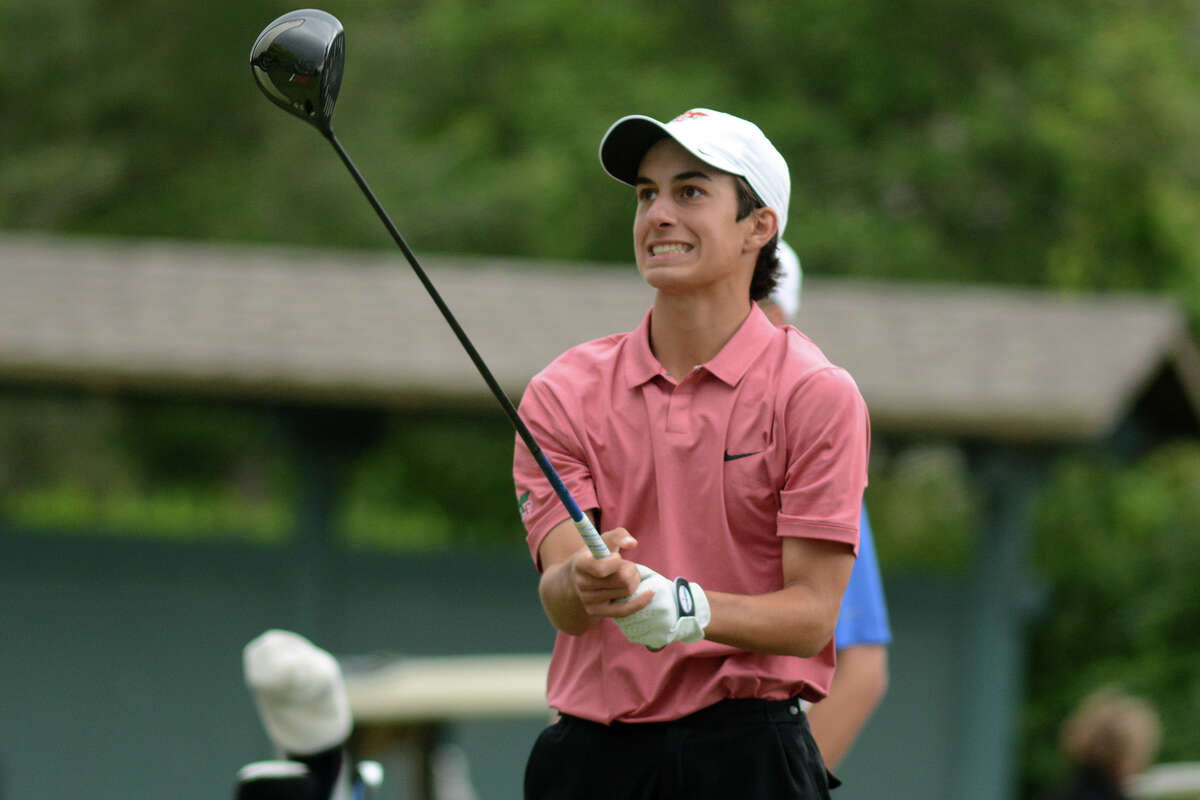 The Woodlands junior Jacob Slay and his teammates will be back at the boys Class 6A state golf tournament next week.