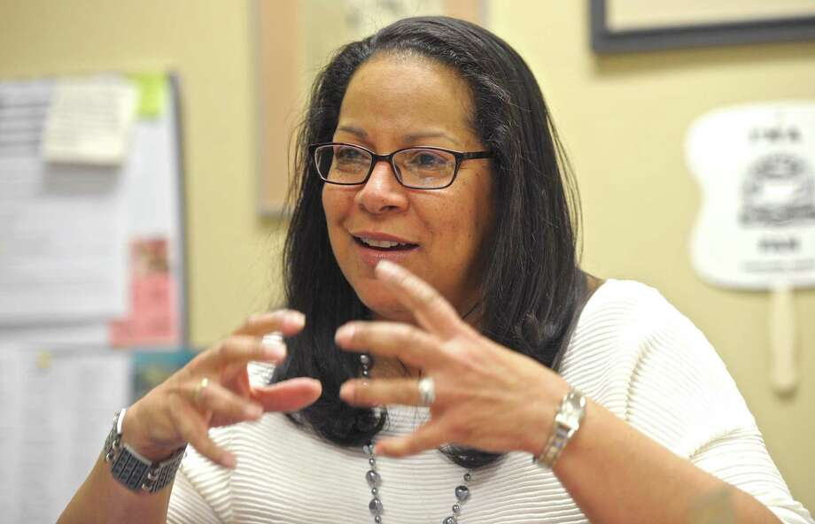 """Dawn Reshen Doty, founder of Benay Enterprises, has been named an 2016 Connecticut SBA Honoree for  """"Minority-Owned Small Business"""", Wednesday, April 20, 2016, in Danbury, Conn. Photo: H John Voorhees III / Hearst Connecticut Media / The News-Times"""