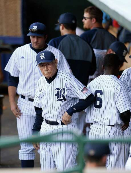 Rice coach Wayne Graham once again has his Owls in contention for another conference championship. (Karen Warren/Houston Chronicle) Photo: Karen Warren, MBO / Houston Chronicle