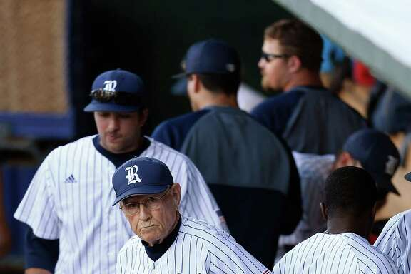 Rice coach Wayne Graham once again has his Owls in contention for another conference championship. (Karen Warren/Houston Chronicle)