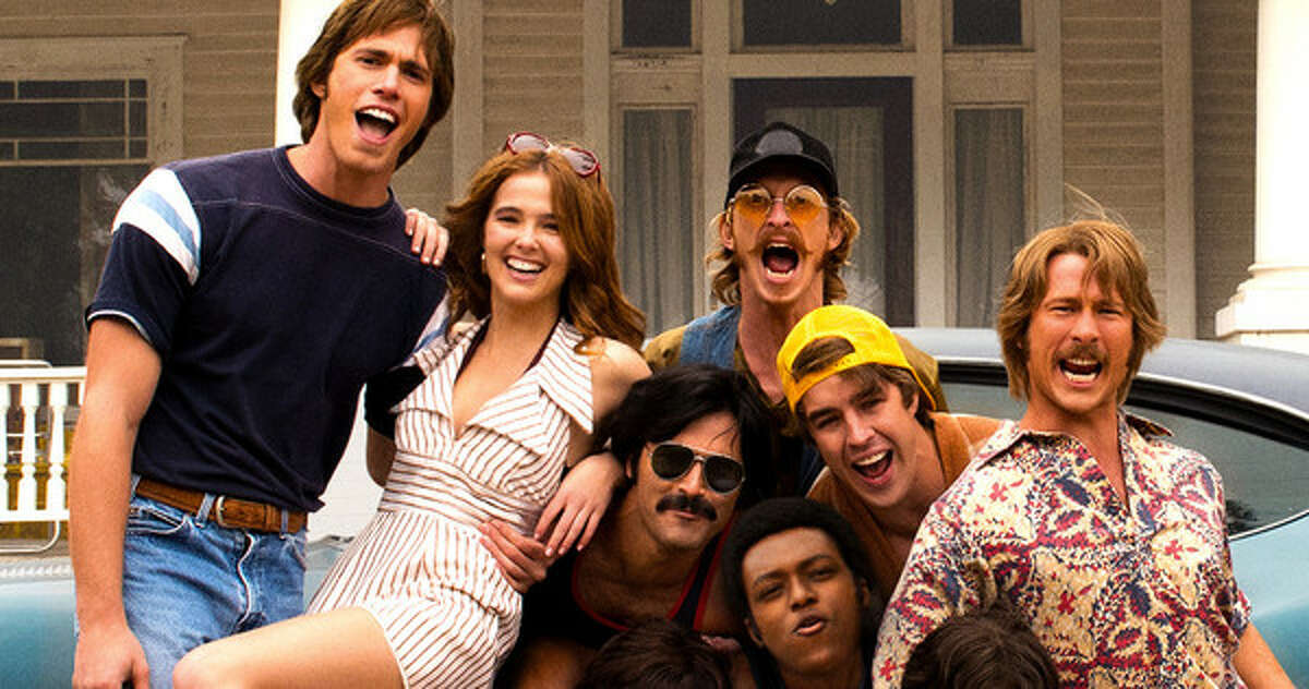 A young ensemble cast leads Richard Linklater's