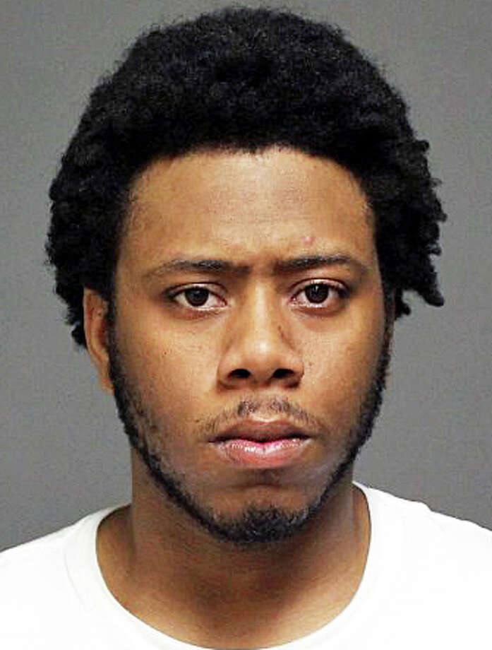 Damani Riley, 21, of Massachusetts, was arrested after he allegedly tried to buy diamond earrings with a fraudulent credit card. Photo: Contributed Photo / Hearst Connecticut Media / Fairfield Citizen contributed