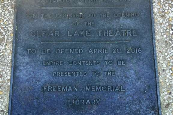 On Wednesday, April 20, 2016 a 50-year-old time capsule buried at a former theater in Clear Lake was unearthed after decades of being hidden away from the public. Jim Johnson, branch manager of the Clear Lake City-County Freeman Branch Library, has lead the charge to exhume the capsule five decades since it was placed with much fanfare on the site, which has changed hands over the years gone through a handful of changes.
