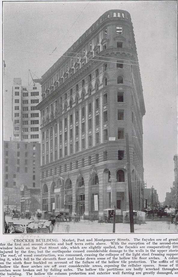 San Francisco Earthquake 1906 Engineer S Documentation