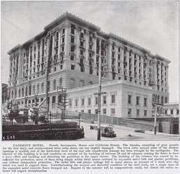 San Francisco earthquake - 1906 engineer's documentation of the