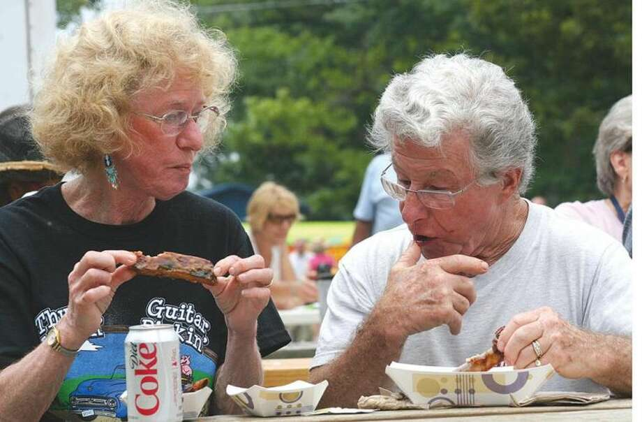 Caseville's third annual Country Ribstock starts Friday and runs through Sunday.