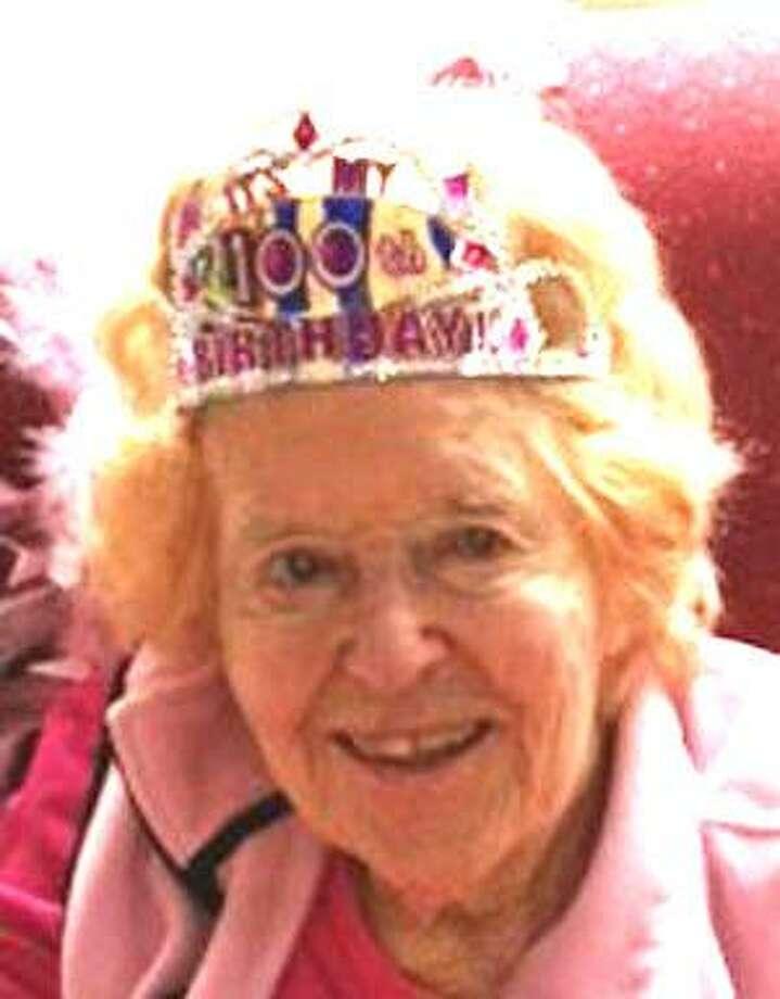 Violet Marie Eddy Gilbert