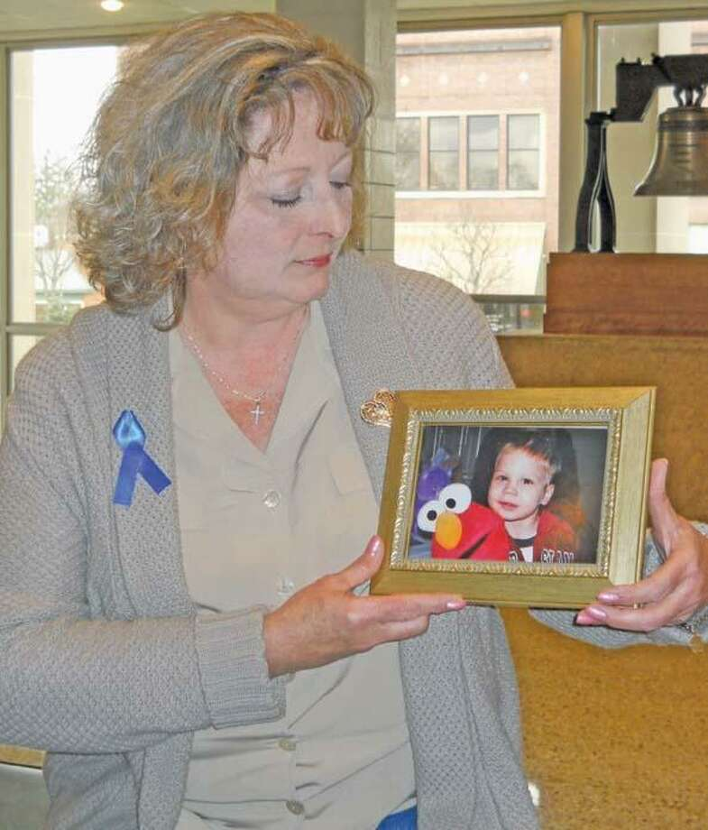 Elizabeth Herd works to stop child abuse.