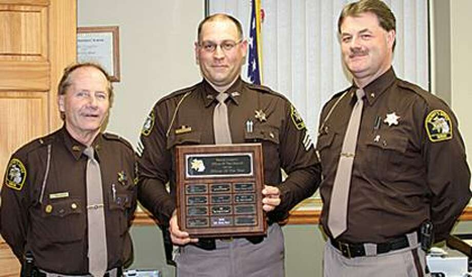 Sgt. Todd W. Schember was named Officer of the Year.
