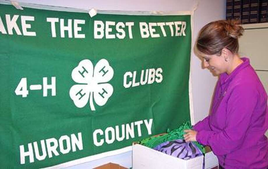 The local 4H is but one of several programs handled through the MSU Extension office. Shelly Warczinsky, 4H coordinator, was available to answer questions about the organization.
