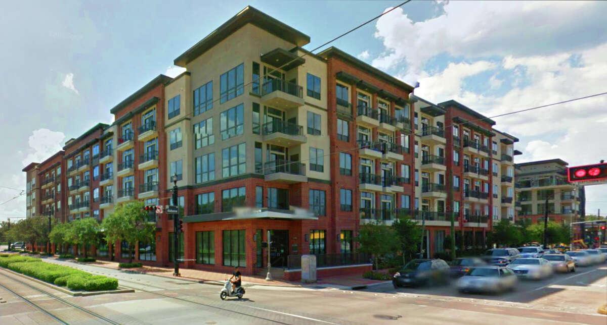 Dense, urban-style development at Main and Alabama.