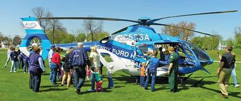 Air Med 1 Superior Ambulance