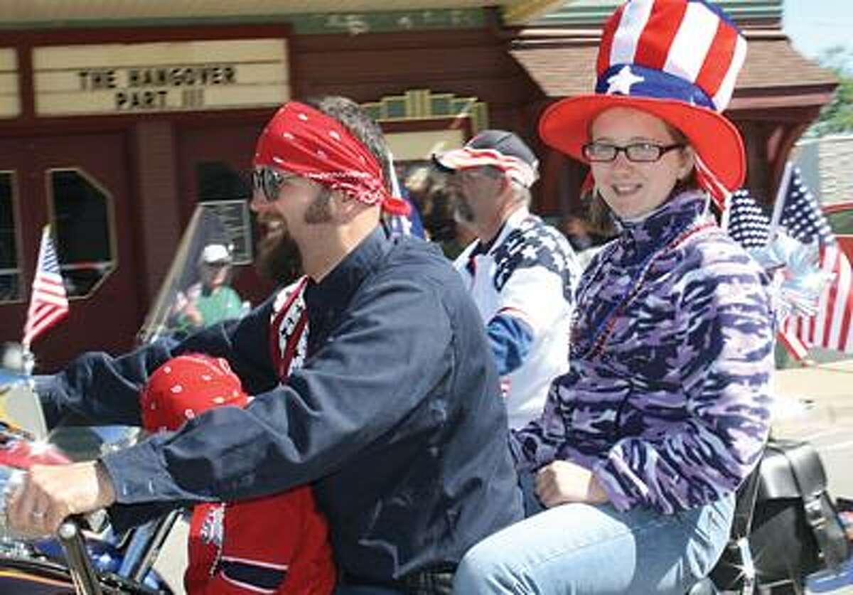 Bad Axe Memorial Day Parade