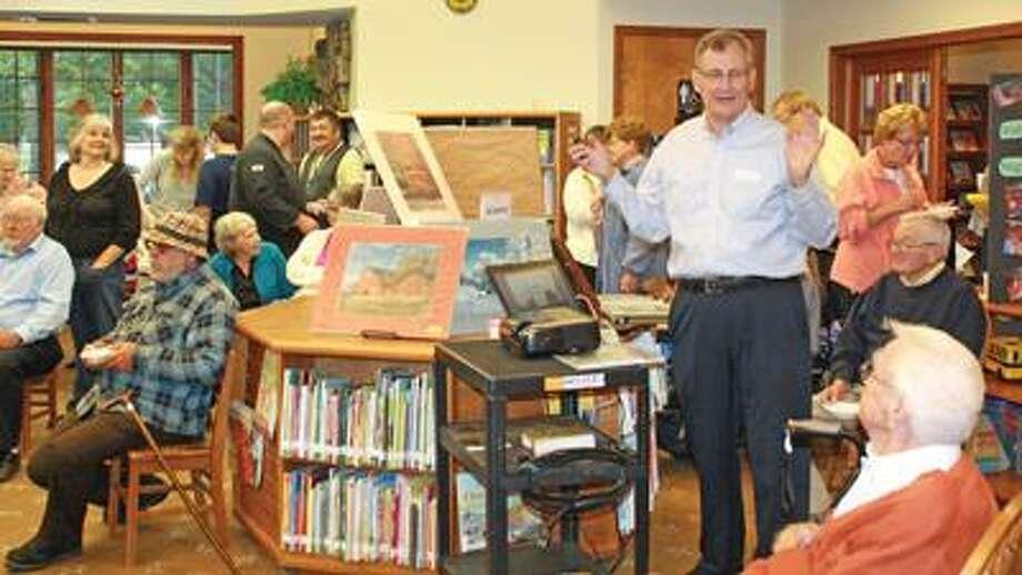 Bad Axe Library celebrates 100th anniversary.