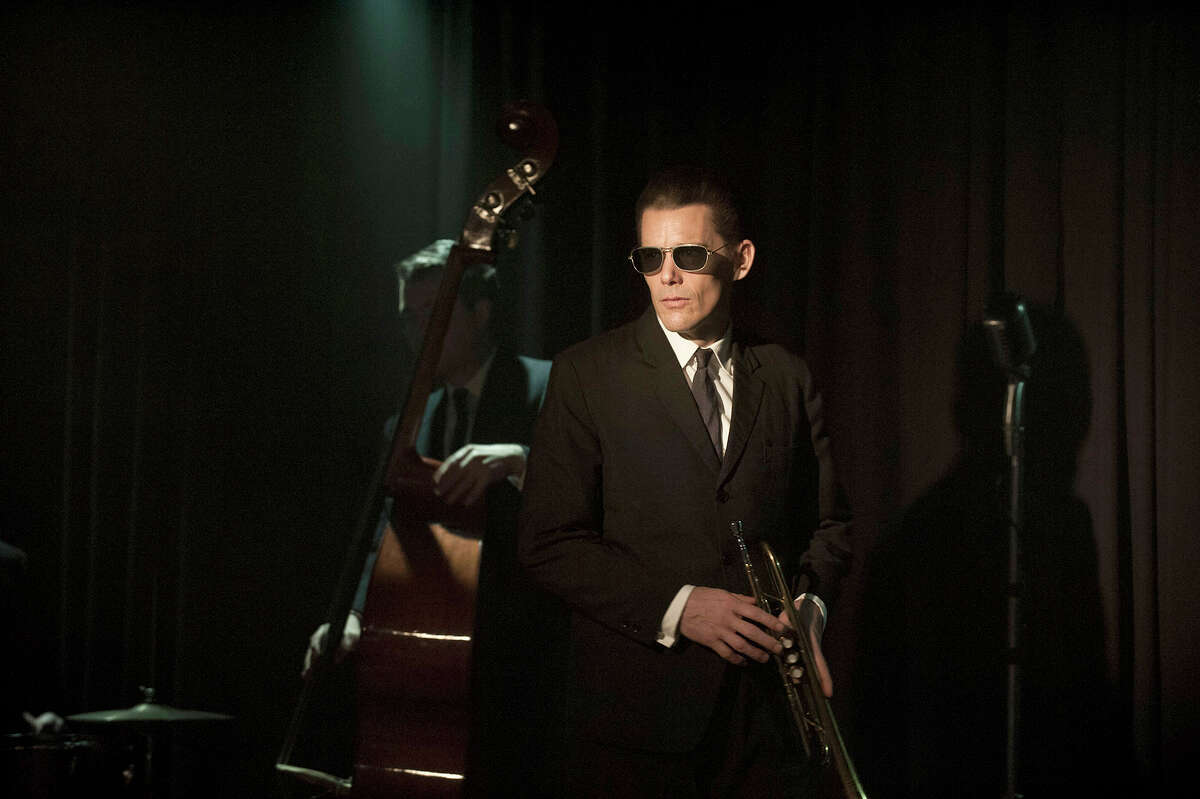 """Ethan Hawke captures seductively soft-spoken Chet Baker in """"Born to Be Blue."""""""