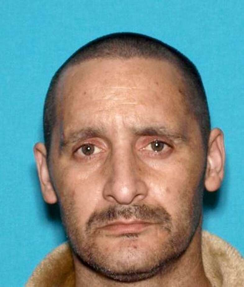 Police are searching for Andre Villedrouin, 43, of Richmond, suspected of murdering Kimberly Hoglund, 47, of East Richmond Heights.