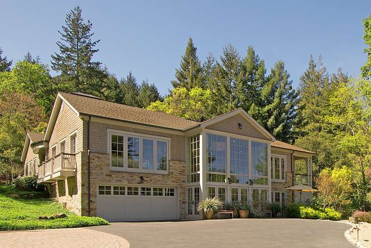 65 Skywood Way in Woodside is a five-bedroom luxury escape listed at $4.299 million.