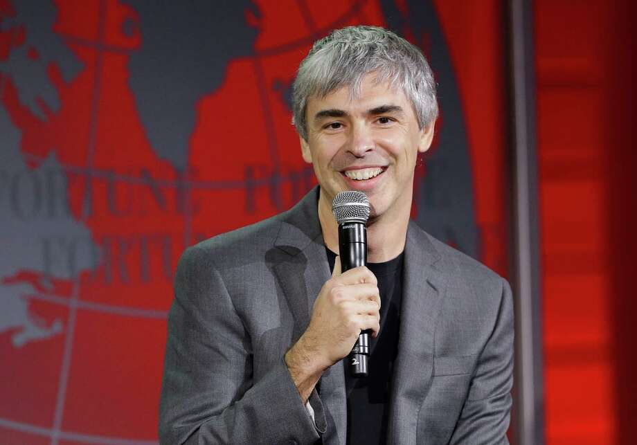 FILE- In this Nov. 2, 2015, file photo, Alphabet CEO Larry Page speaks at the Fortune Global Forum in San Francisco. Some of Alphabet's gains evaporated late Thursday, April 21, 2016, after the company announced first-quarter earnings and revenue that fell below analyst projections. The first-quarter performance will once again test Page's long-held belief that investors should be looking at the big picture instead of fixating on much a company's earnings rise and fall from one quarter to the next. (AP Photo/Jeff Chiu, File) Photo: Jeff Chiu, STF / AP