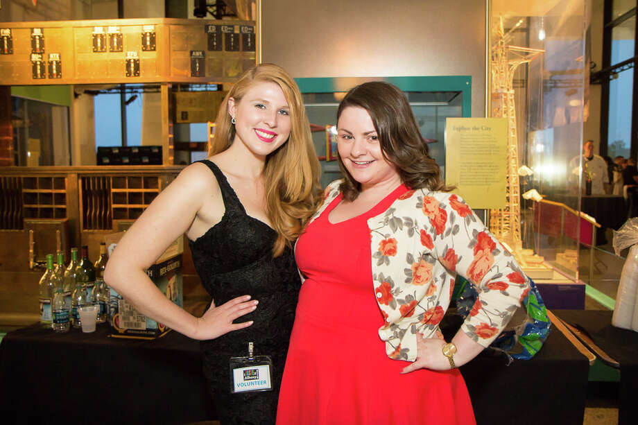 Were you Seen at Taste of Albany 2016, a benefit for the Interfaith Partnership for the Homeless, held at the State Museum in Albany on Thursday, April 21, 2016? Photo: Brian Tromans