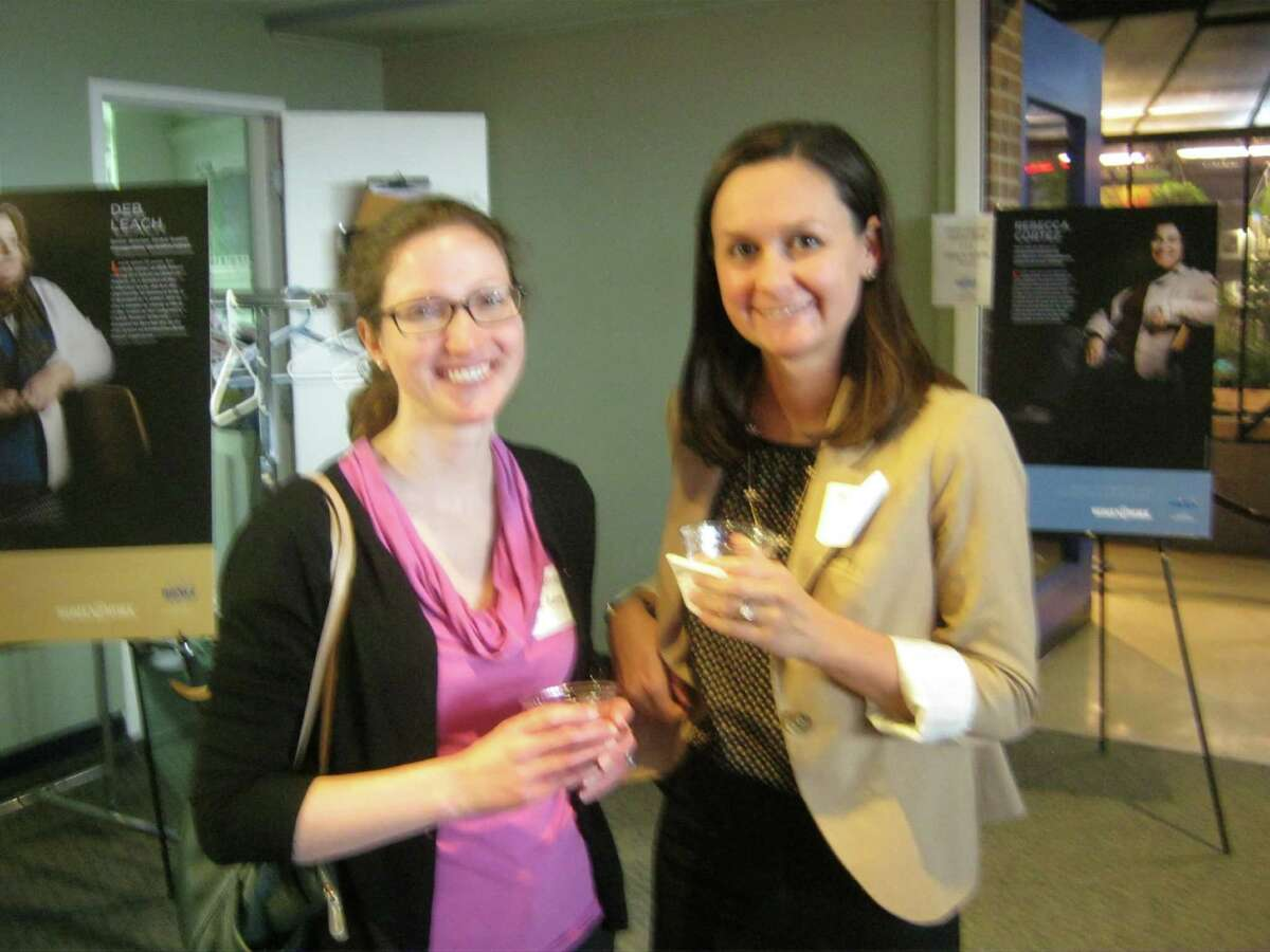 Were you Seen at Women in STEM: The women who shape the world, a Women@Work Connect event held at MiSci in Schenectady on Thursday, April 21, 2016?