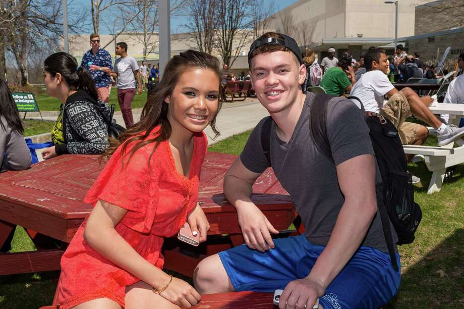Were you Seen at Hudson Valley Community College's Springfest on campus on Thursday, April 21, 2016? Photo: Vincent Giordano / Copyright 2016 Hudson Valley Communty College