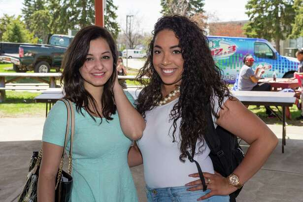Were you Seen at Hudson Valley Community College's Springfest on campus on Thursday, April 21, 2016?