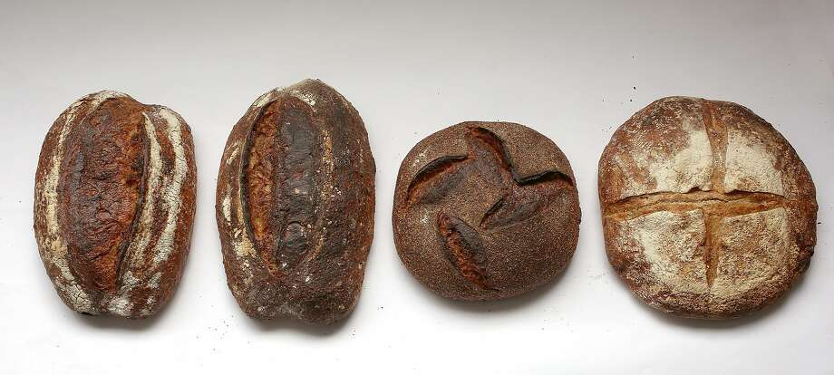 Array of San Francisco breads; what's not to like? Photo: Liz Hafalia, The Chronicle