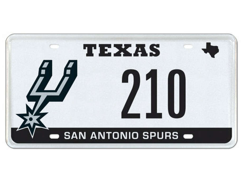 a texas license plate with the 39 210 39 area code could go to a san antonio driver but not for. Black Bedroom Furniture Sets. Home Design Ideas