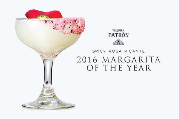 2016 Margarita of the Year, created by Jordan Carney of Bohanan's Bar.