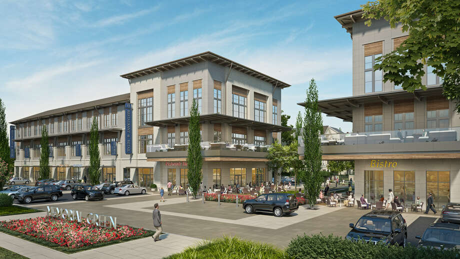 Houston-based Midway is developing Memorial      Green at 12601 Memorial Drive. The 14-acre project will include offices, shops and restaurants, and single-family homes.