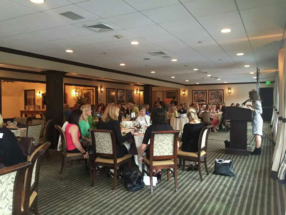 The Women Who Matter luncheon is one of the many advocacy efforts of the Greenwich Chamber of Commerce. Photo: Contributed / Contributed Photo / Greenwich Time Contributed