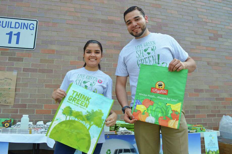 Stamford Celebrates Earth Day! took place at the Stamford WPCA on April 22, 2016. Were you SEEN? Photo: Todd Tracy, Todd Tracy  / Stamford Advocate contributed