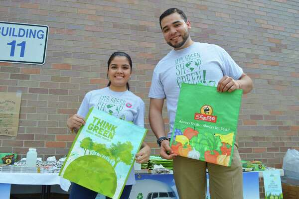 Stamford Celebrates Earth Day! took place at the Stamford WPCA on April 22, 2016. Were you SEEN?