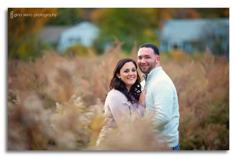Alexandra Marie Berardi and Anthony Joseph Pessolano Photo: Contributed