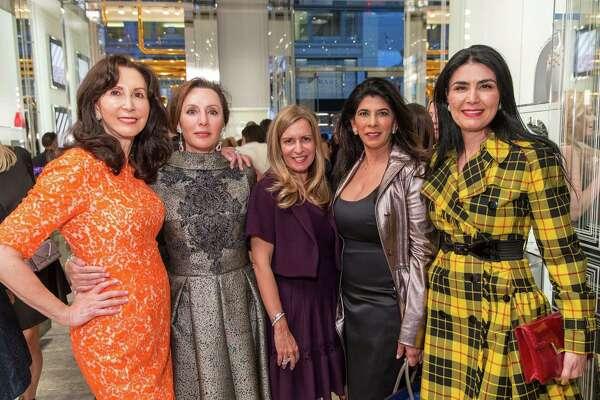 Carolyn Chandler, Clara Shayevich, Ivette Esserman, Sujata Pherwani, Afsaneh Akhtari