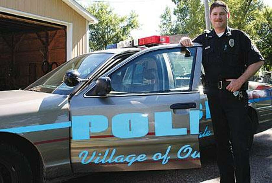 Kyle Romzek is Owendale's new police chief.