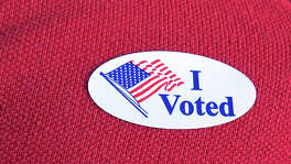 Early voting in the May 7 municipal and school elections begins Monday and continues through May 3. Exercise your right to vote and cast a ballot.