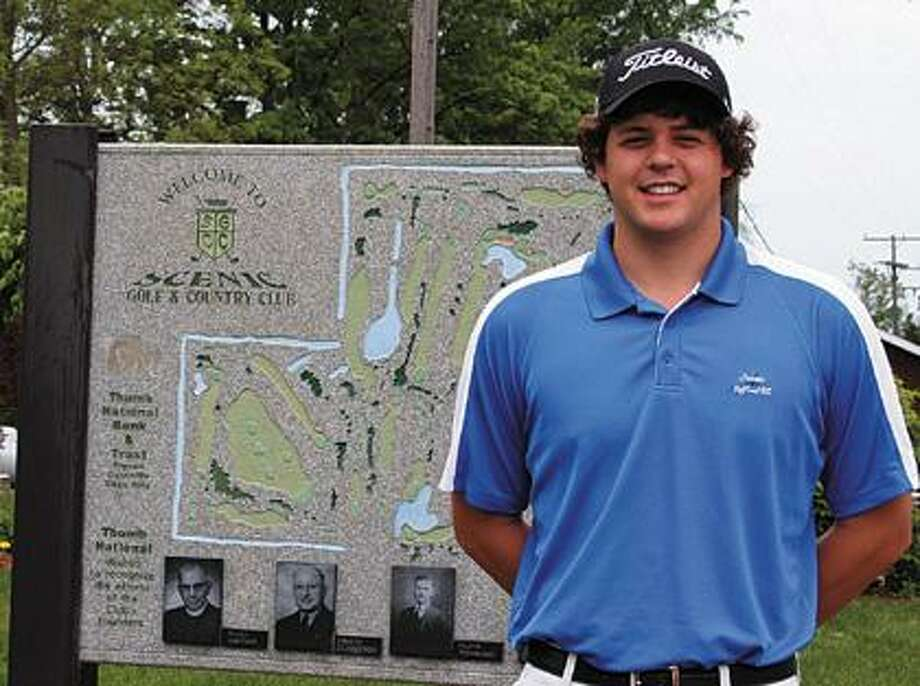 Brody Beachy, a 2005 Laker graduate, recently earned medalist honors at the Michigan Amateur qualifying event at Clio Country Club.