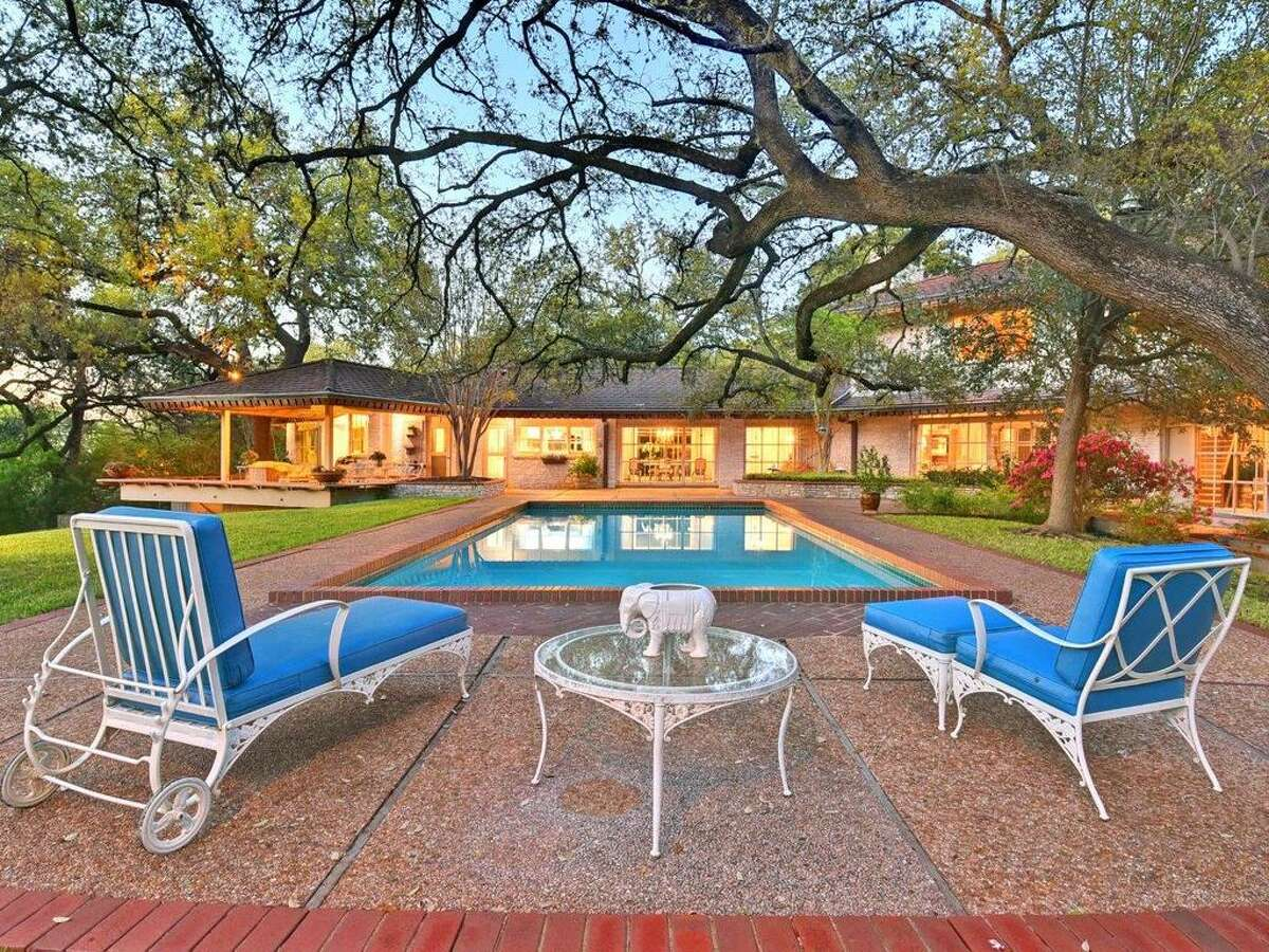 A mansion situated on almost 13 acres overlooking Lake Austin is up for sale for the first time in more than 50 years for $35 million.