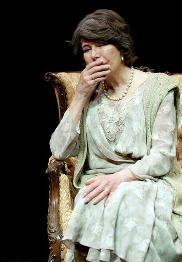Loretta Swit is shown in a scene from a one-woman show on Eleanor Roosevelt. It will be performed, Sunday afternoon, May 1, at the Klein Memorial Auditorium in Bridgeport. Photo: Contributed Photo